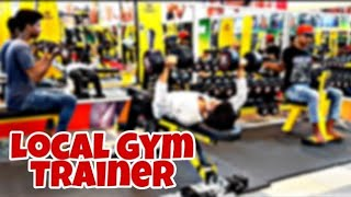 Local gym tr…