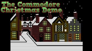 1982 Commodore Christmas Demo