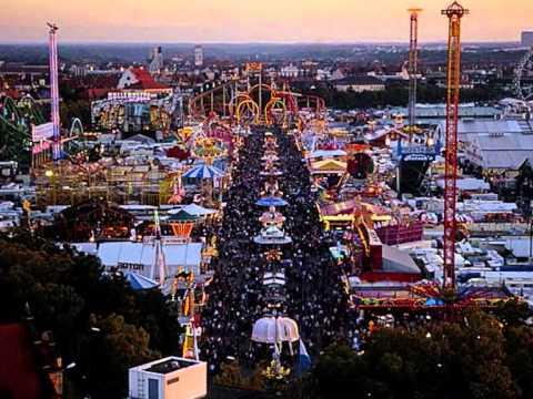Oktoberfest i München singler
