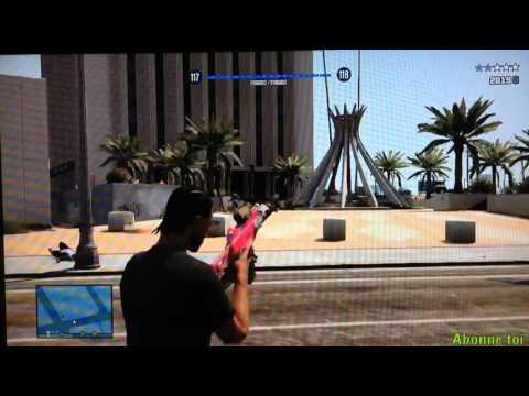 Comment faire un lobby sur GTA 5 avec le mod menu sur PS3