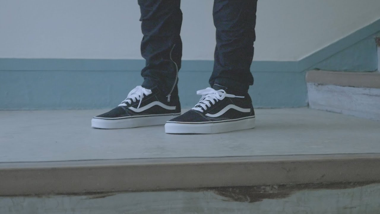 89d6b25e4cfa5a Footshop x Vans Old Skool - YouTube
