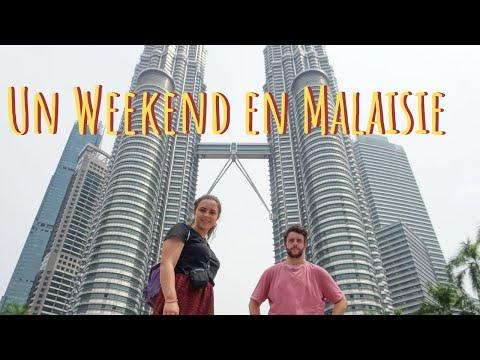 Un Week-end à Kuala Lumpur - Malaisie // Brunelle