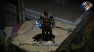 Path of Exile: Stormcaller Gloves