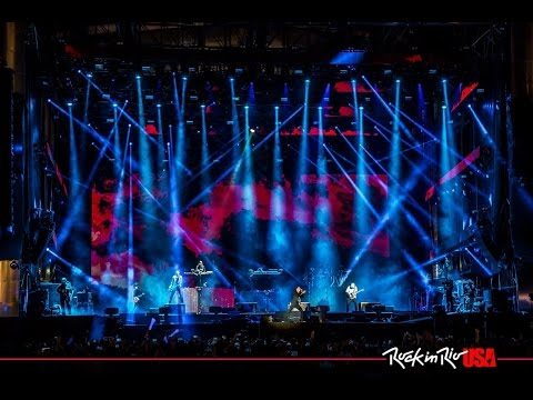 Linkin Park - A Line In the Sand (Live Rock in Rio USA 2015)