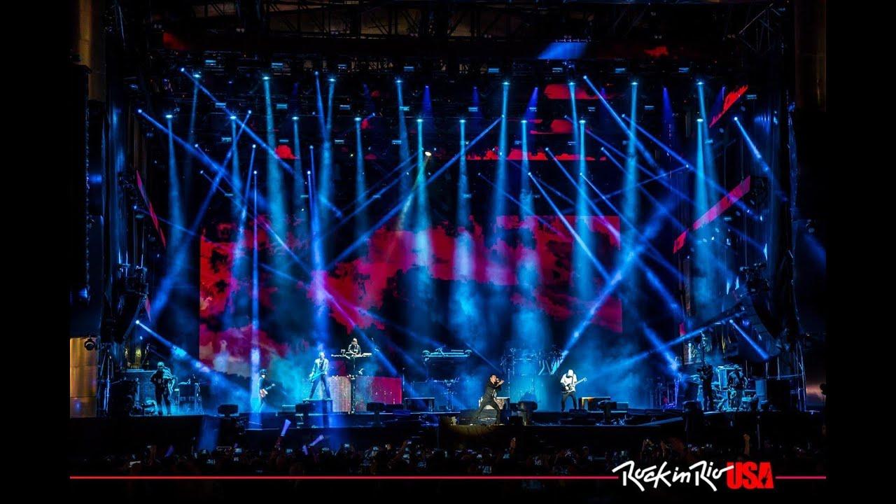 Resultado de imagen de Linkin Park - Rock In Rio 2015 USA (Full Show) HD