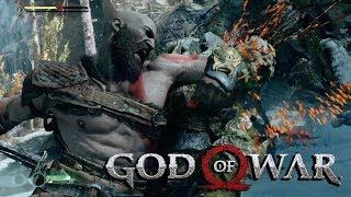THE WITCH IN THE WOODS | God of War Gameplay Playthrough Walkthrough PS4 #4