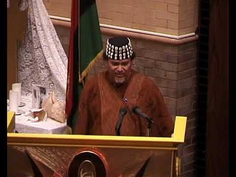 Mhenga Asa G  Hilliard III: Operationalizing Pan-Africanism [2000]