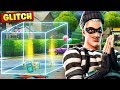 INVISIBLE WALL TRAP *GLITCH* Dont ban me... FORTNITE BATTLE ROYALE
