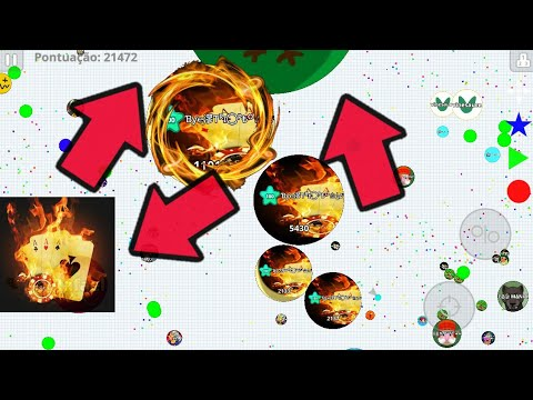 HACK MACRO CRAKED //NEW CUSTOM SKIN POTION Team Pro Destroyer Team Agar.io Mobile