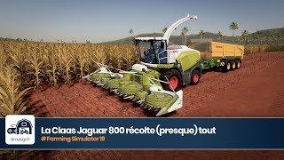 "[""farming simulator"", ""cattle and crops"", ""pure farming"", ""spintires mudrunner"", ""fs 19"", ""ls 19"", ""farmng simulator 19"", ""claas"", ""dlc claas"", ""jaguar"", ""ensilage"", ""harvester"", ""maïs"", ""herbe"", ""fauche"", ""récolte"", ""céréales"", ""blé""]"