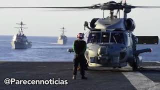 EEUU prepara ataque a Venezuela
