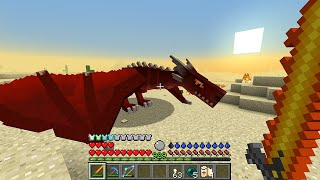 Minecraft UHC with way too many mods...
