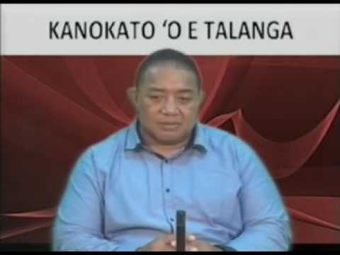 Kanokato E Tālanga 051116
