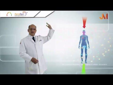 AlphaSpin explicado por el Dr  Gustavo Flores