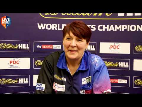"Lisa Ashton: ""I love this atmosphere, sometimes it's a bit too quiet at Lakeside"""
