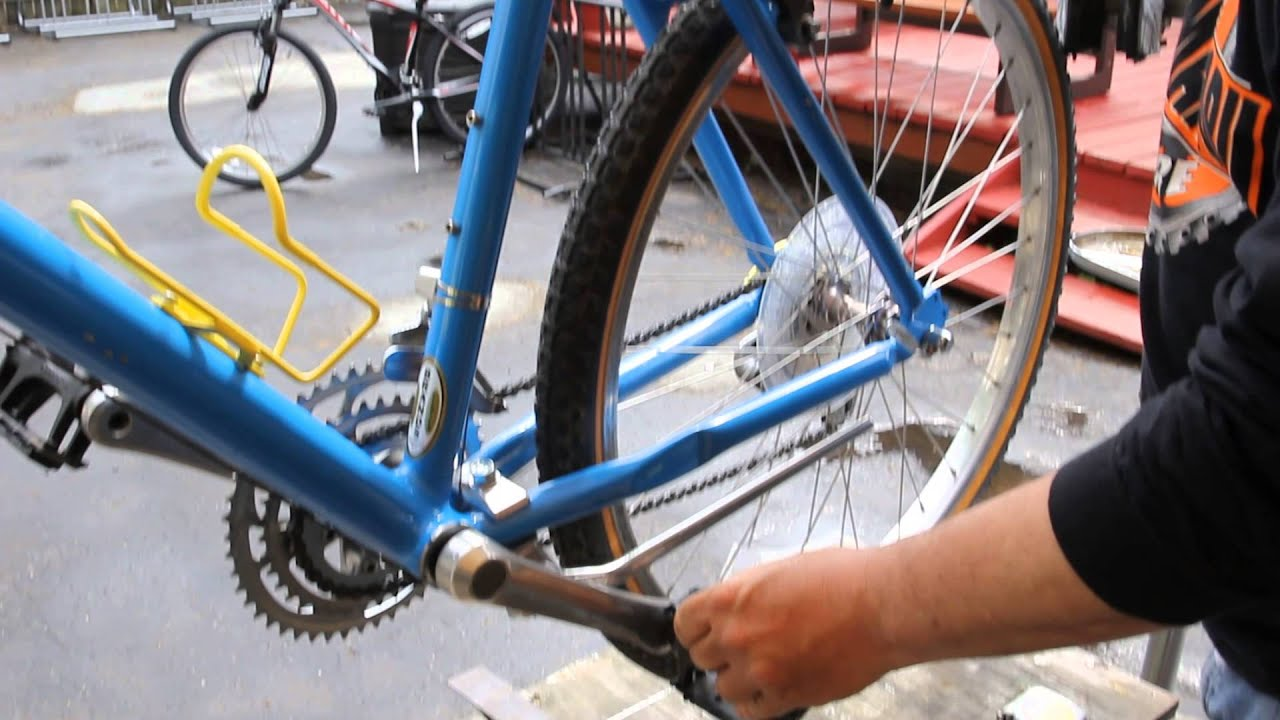 Front Kickstand Installation Greenfield Made In Usa
