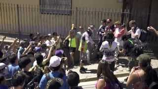 cedric gracia harlem shake on vca 2013 by waazaa
