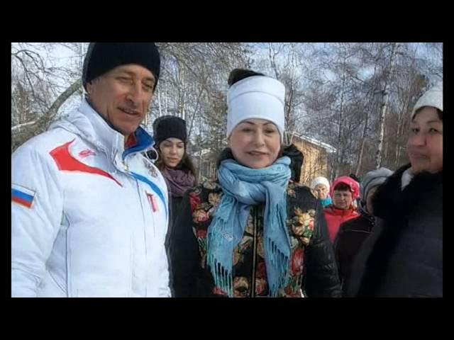 Школа бега доктора Попова на Байкале