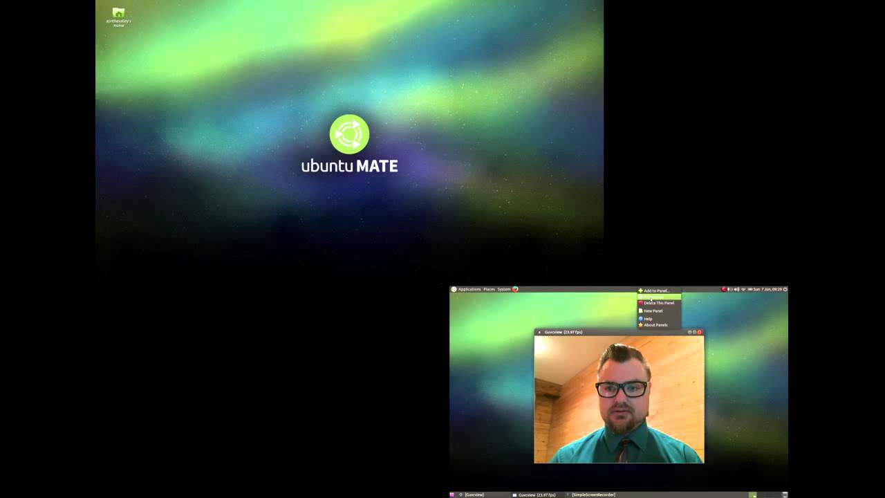 How to Move your Mate Panels to a Second Screen Ubuntu Mate 15 04