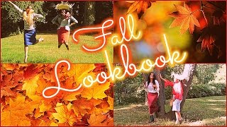 🍁 Fall Lookbook 2014 🍁
