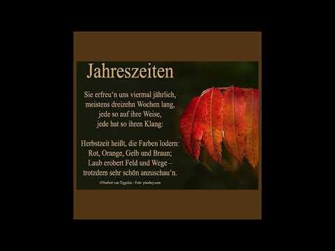 5 Gedichte Teil3 Herbstzeit