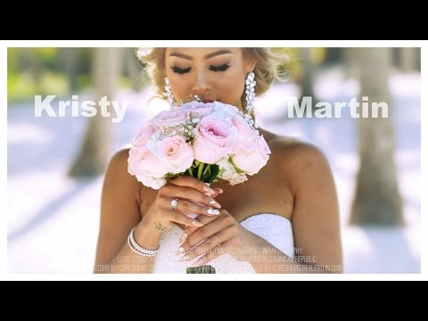 Jellyfish Punta Cana Wedding {Kristy & Martin} Feature Film