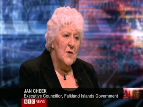 HARDtalk Falkland Islands Government