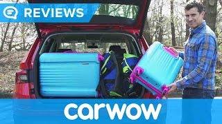 Skoda Kodiaq SUV 2017 practicality review   Mat Watson Reviews