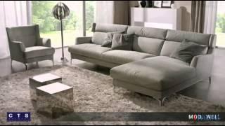 Мебель итальянской фабрики Cts Salotti. ITALINI - поставщик мебели из Италии