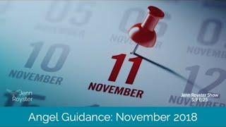 111111 Angel Guidance for November 2018
