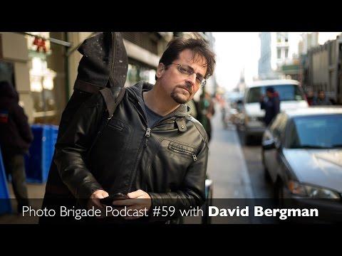 David Bergman - Bon Jovi Tour Photographer - Photo Brigade Podcast #59