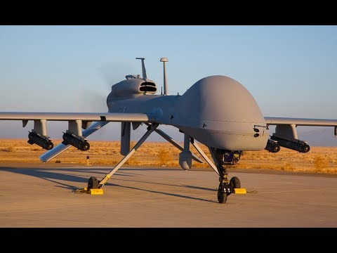 TOP 10 Deadly Military Drones UAV