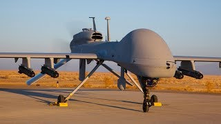 TOP 10 Deadly Military Drones UAV