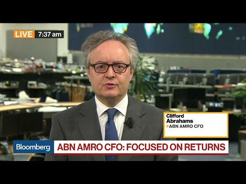 We Are Focused on Returns, Says ABN Amro's CFO