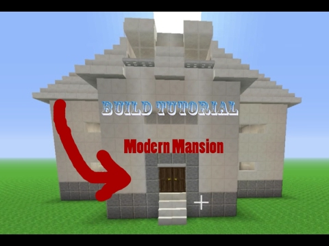 how to build mansion minecraft xbox