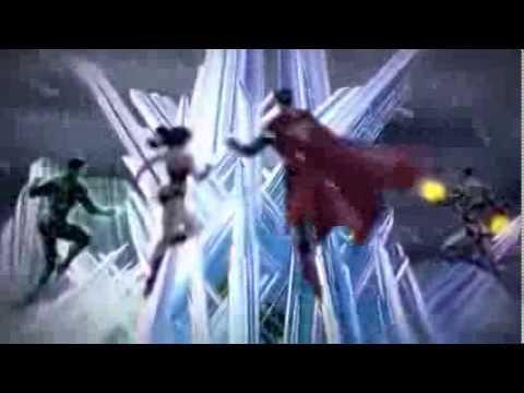 *ALL* DC Universe Online Complete DLC Ending cutscenes