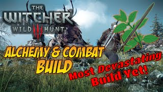 Witcher 3 Build Guide: Alchemy & Combat (Best in the Game?) - SteamStax