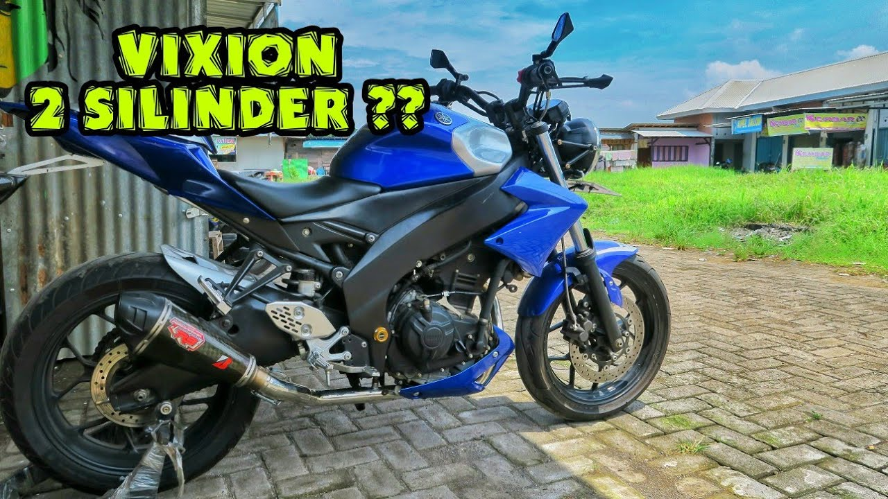 Rubah Yamaha R25 Jadi Motor Super Nyaman Modifikasi R25 Naked Bike