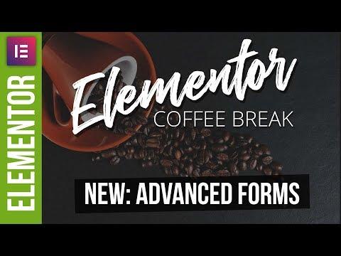 New Form Fields in Elementor Pro for WordPress - 동영상