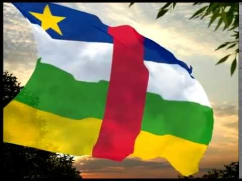 Central African Republic / República Centroafricana (Olympic Version / Versión Olímpica) (2004)