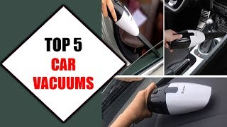 Top 5 Best Car Vacuums 2018 | Best Car Vacuum Review By Jumpy Express