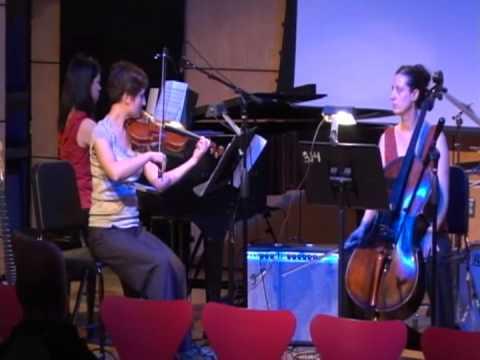 Spaghettification-Bleep Blop Ensemble Live at Berklee