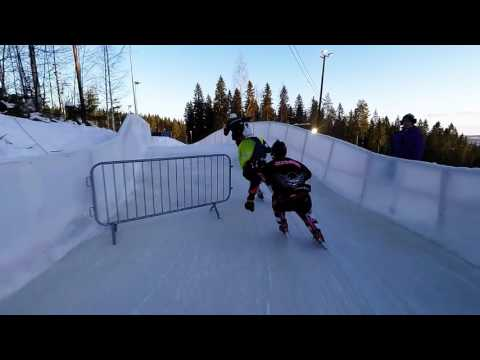 2016 RedBull Crashed Ice Season Highlights