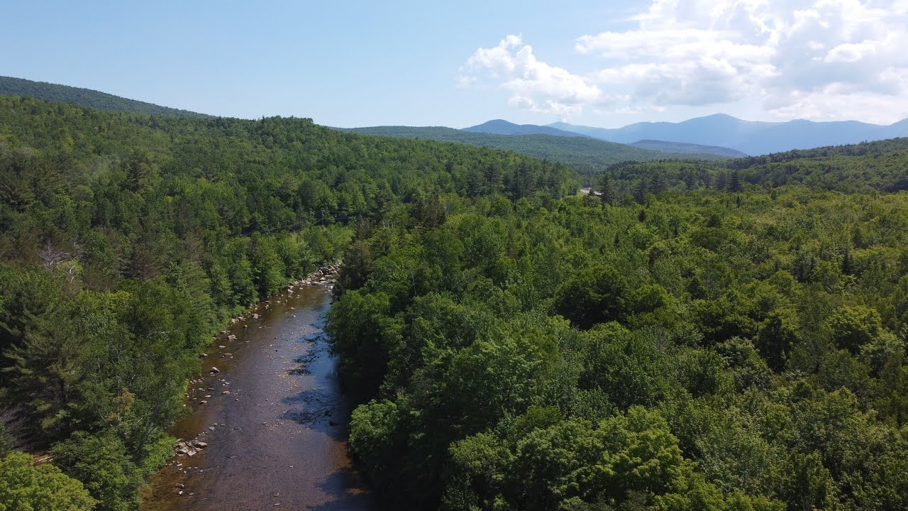 Camping in New Hampshire! - YouTube