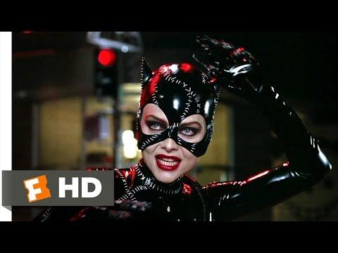 Batman Returns (5/10) Movie CLIP - Meow (1992) HD
