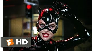 Batman Returns (5/10) Movie CLIP - Meow (1992) HD