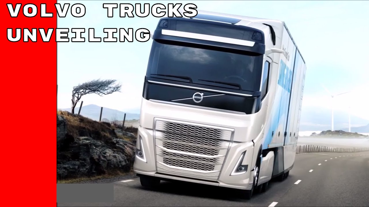volvo trucks unveiling at iaa 2016 youtube. Black Bedroom Furniture Sets. Home Design Ideas
