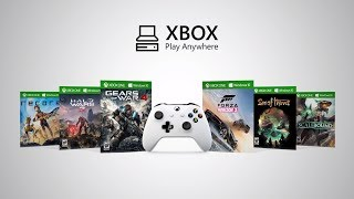 Xbox Play Anywhere Explained And How To Use It