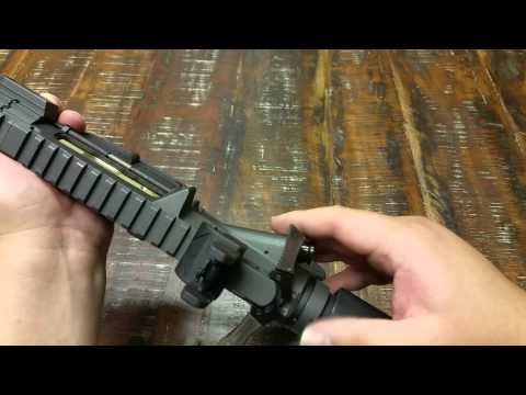 Rainier Arms Avalanche Ambi Charging Handle