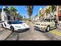 $2,000 Car VS $2,000,000 Car In GTA 5!